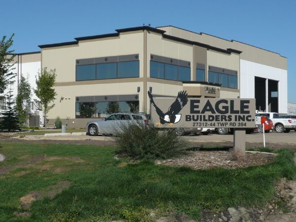 Eagle Builders Plant Expansion